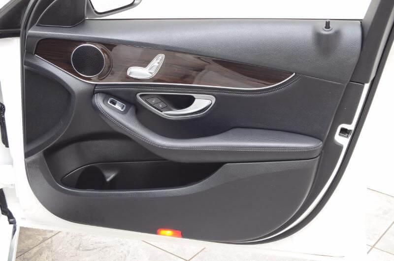 2015 Mercedes C300 Inside Passengers Side Door
