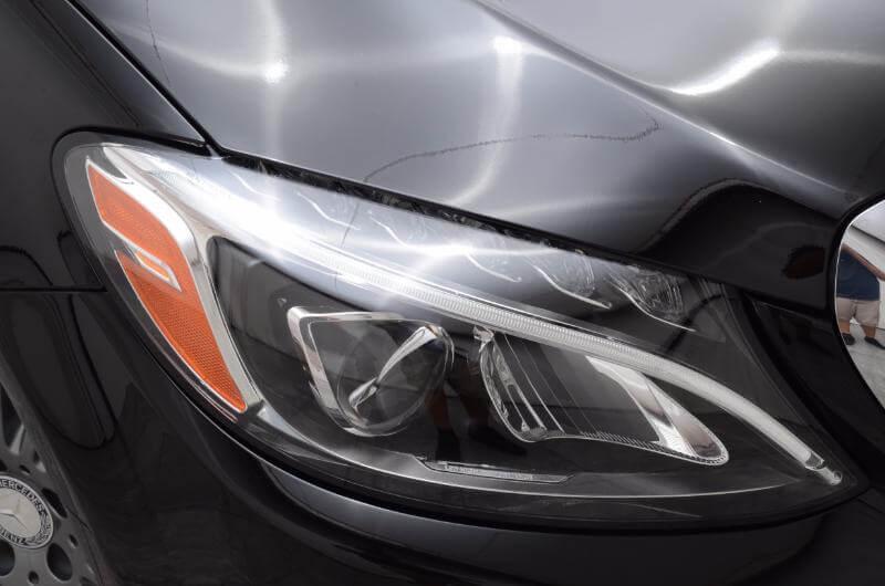 2015 Mercedes C300 Lxurry Exterior Passengers Side Headlight
