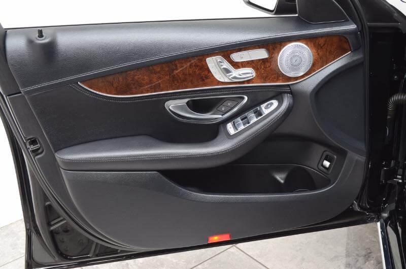 2015 Mercedes C300 Lxurry Interior Drivers Side Door
