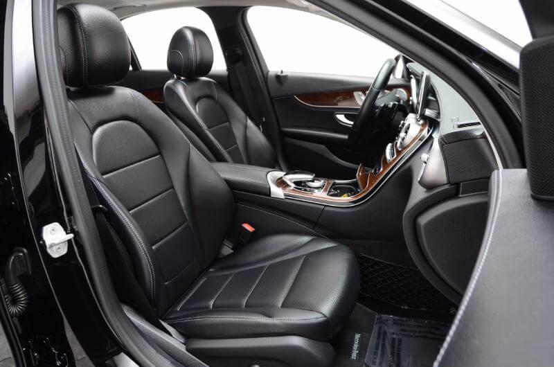 2015 Mercedes C300 Lxurry Interior Passengers Seat