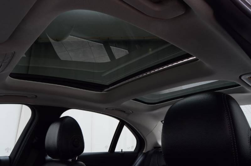 2015 Mercedes C300 Lxurry Interior Sun Roof
