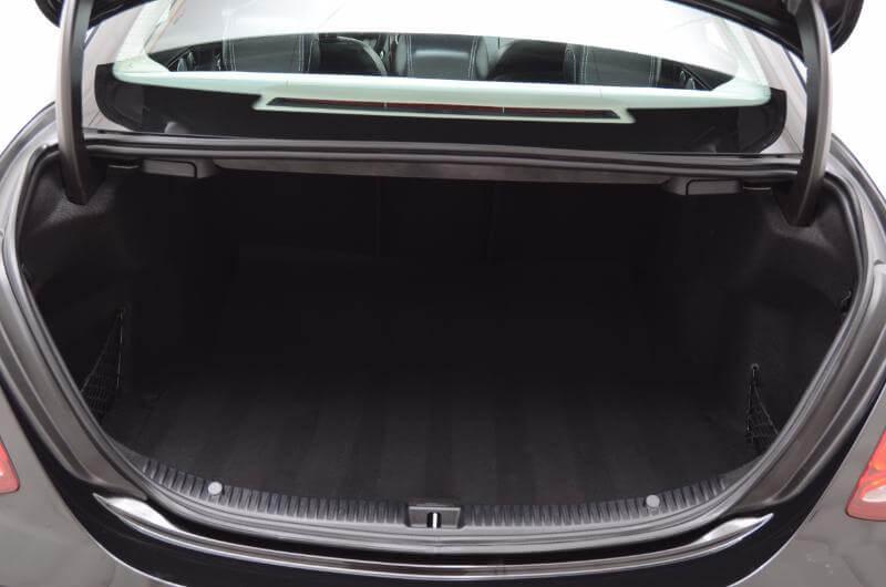 2015 Mercedes C300 Lxurry Interior Trunk
