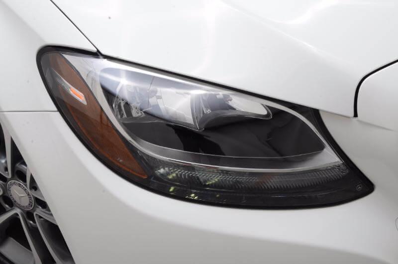 2015 Mercedes C300 Passengers Side Headlight