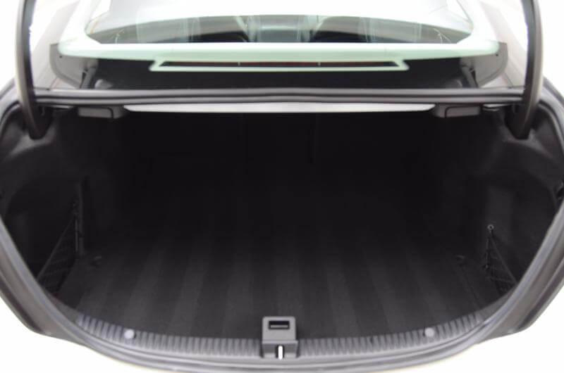 2015 Mercedes C300 Trunk