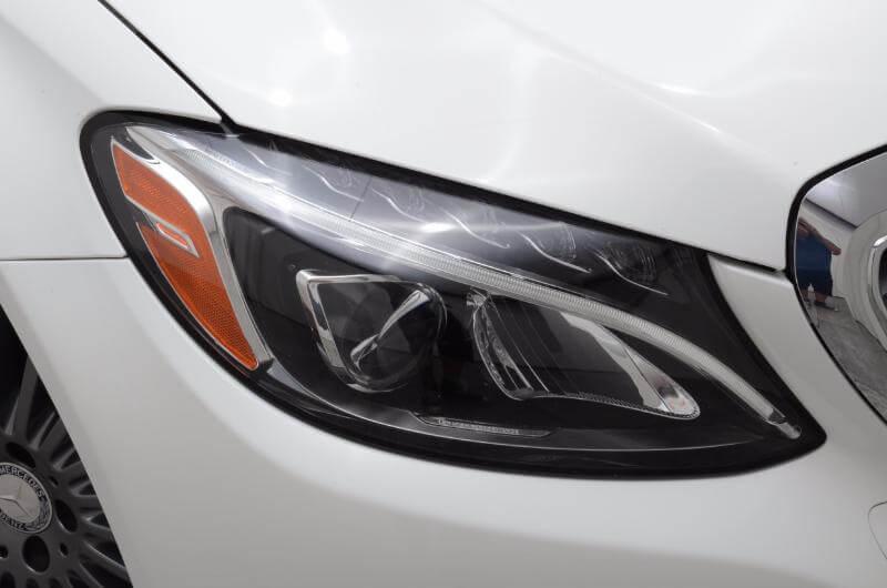 2015 Mercedes C300l Exterior Passengers Side Headlight