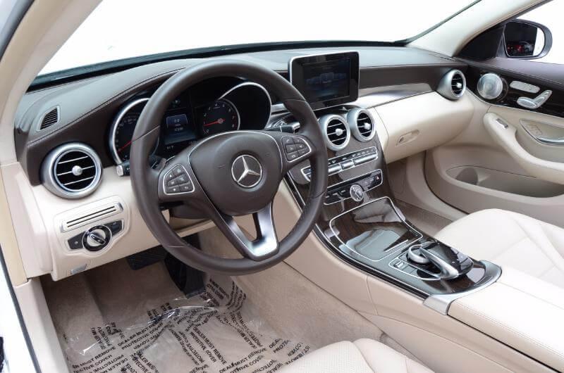 2015 Mercedes C300l Interior Drivers Seat