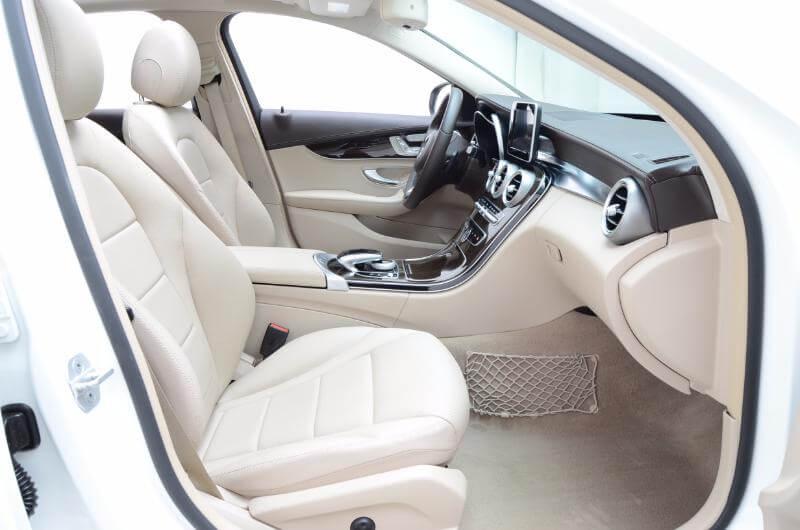 2015 Mercedes C300l Interior Passengers Seat