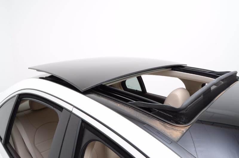 2015 Mercedes C300l Interior Sun Roof