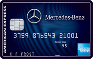 Mercedes-Benz Credit Card