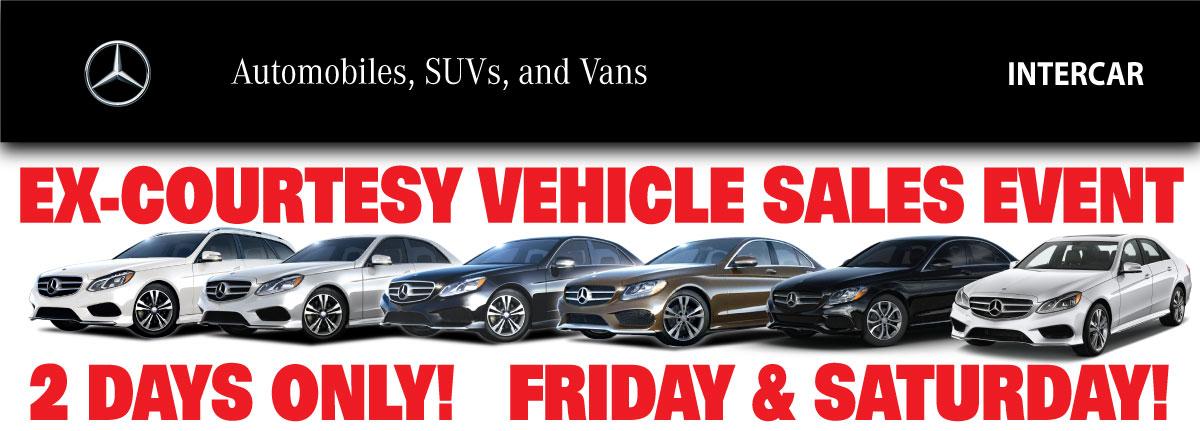 Ex courtesy vehicle sales event intercar inc Courtesy motor sales inc