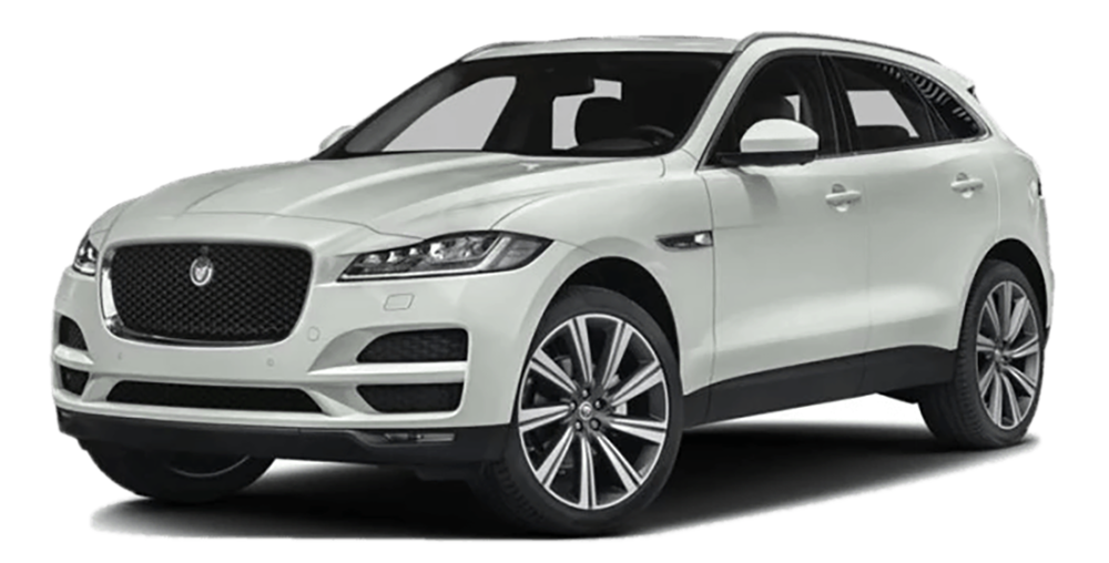 2017 Jaguar F-Pace White
