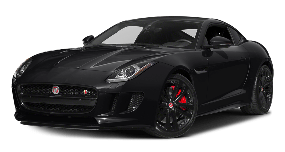 2017 Jaguar F-Type Black