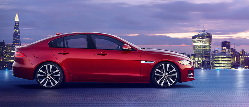 2017-Jaguar-XE Red
