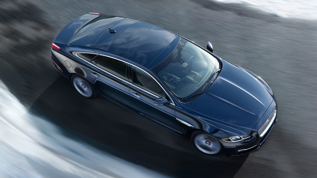 2016 Jaguar XJ Top
