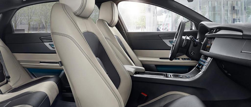The 2017 Jaguar XF Interior   Jaguar Annapolis