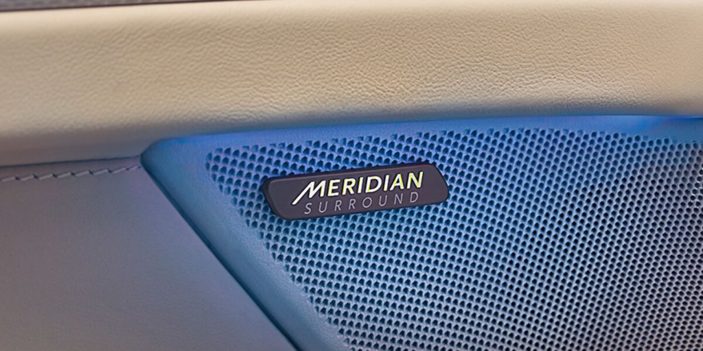 Jaguar Meridian Sound
