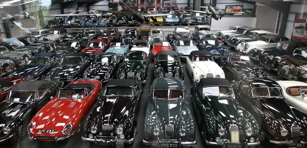 Jaguar Heritage Collection