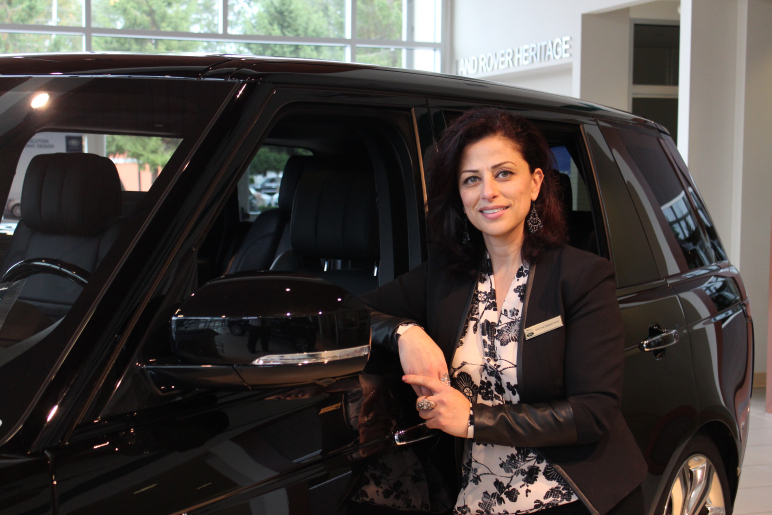 Land Rover Bellevue >> Meet Our Jaguar Land Rover Bellevue Family This Is Rachel Jaguar