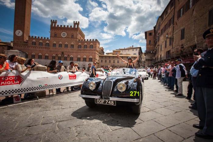 2016 Mille Miglia!