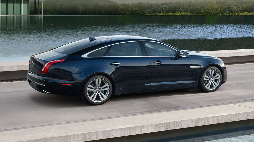 2016 Jaguar XJ Performance
