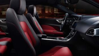2017 Jaguar XE Front Seats (Custom)