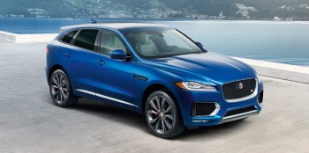 F-Pace First Edition