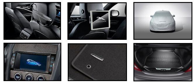 Vehicle Accessories | F-PACE, XE Accessories | Newport Beach, CA