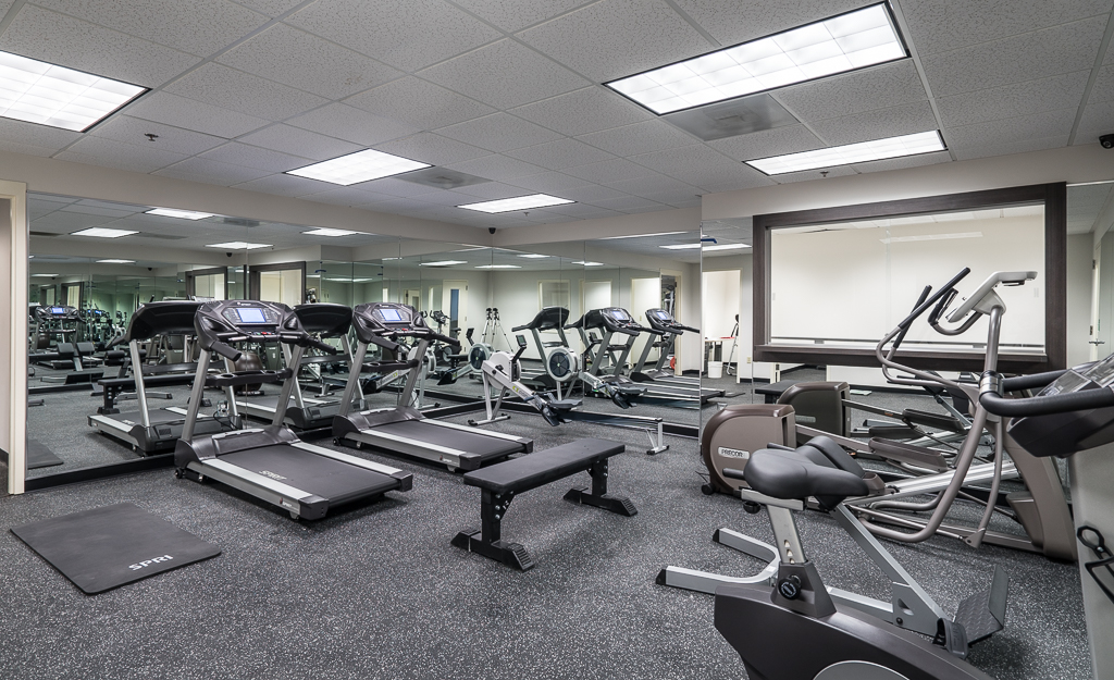 Employee Fitness Studio at 1621 Savannah Highway