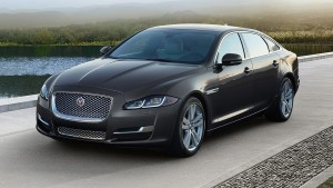 2016 Jaguar XJ gray