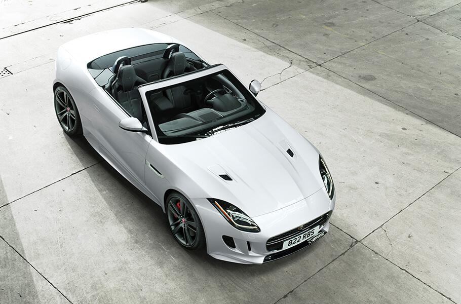 2017 Jaguar F-Type British Design Edition Convertible