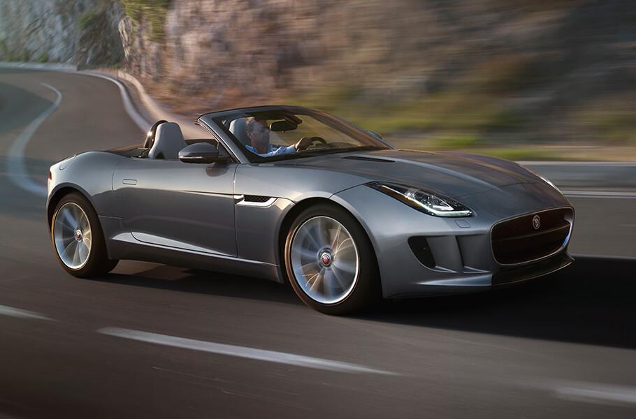 2017 jaguar f type convertible trims wow drivers jaguar west chester. Black Bedroom Furniture Sets. Home Design Ideas