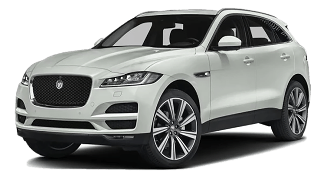 2017-F-Pace White