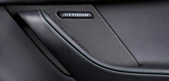 2017 Jaguar F-Type Coupe Speaker