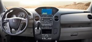2015 Honda Pilot- Dash