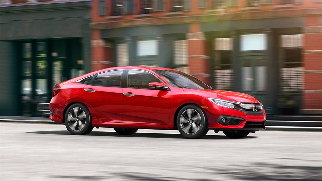 Honda Civic Sedan This Generation Civic Won T Disappoint