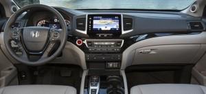 2016 Honda Pilot- Dash