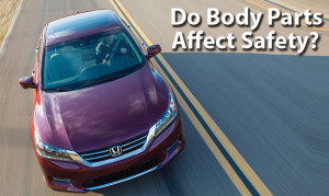 Do Body Parts Affect Safety