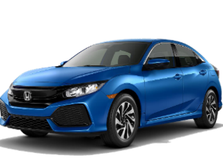 2018 Civic Hatchback