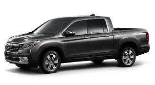 It's Here — The 2017 Honda Ridgeline