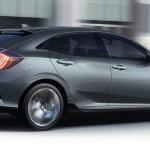 2017 Honda Civic Hatchback Coming Soon