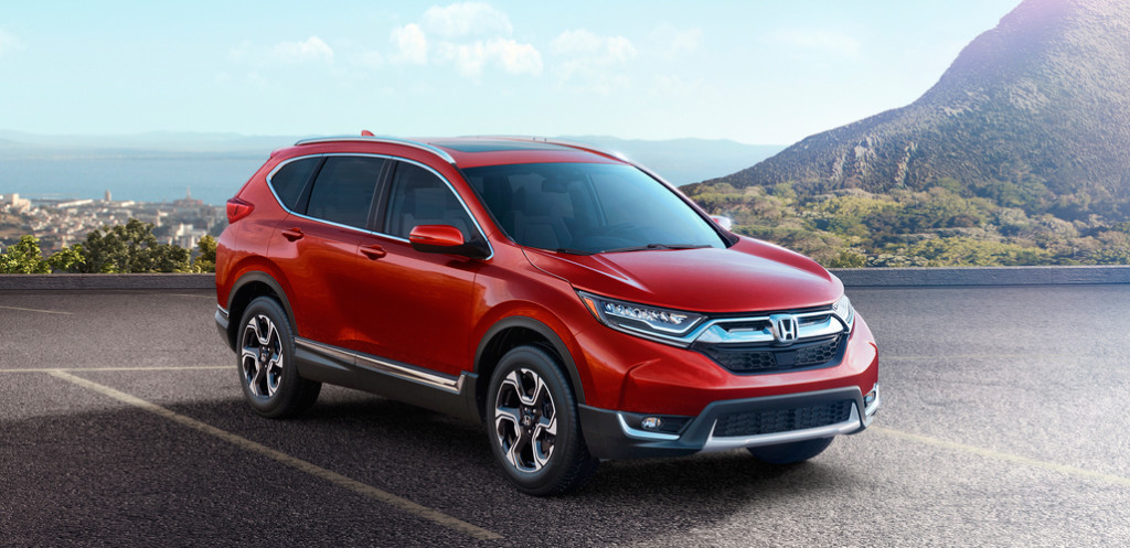 2017 Honda CR-V Release Date - New design and turbo ...