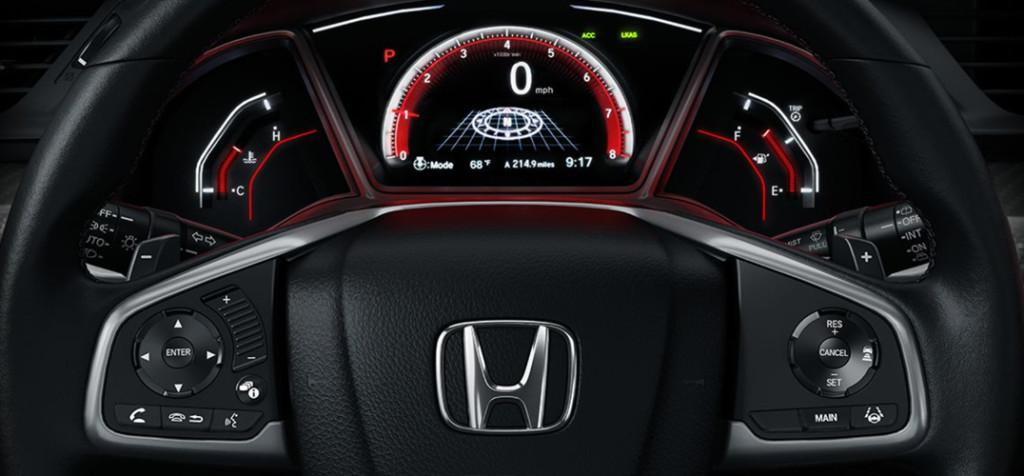 2018 Honda Civic Hatchback A Whole New Version Of The Honda