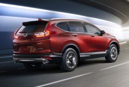 2017 Honda CR-V Exterior 3