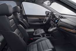 2017 Honda CR-V Interior 1
