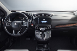 2017 Honda CR-V Interior Dash