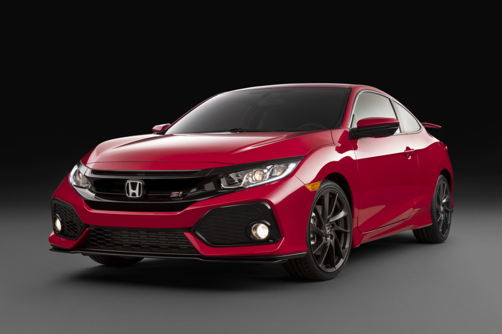 2017 honda civic si release date ferocious looks exciting