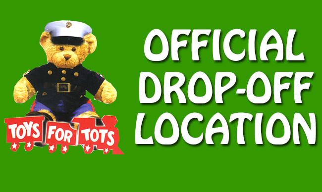 Toys For Tots Drop Off : Drop off toys for tots at keenan honda give deserving