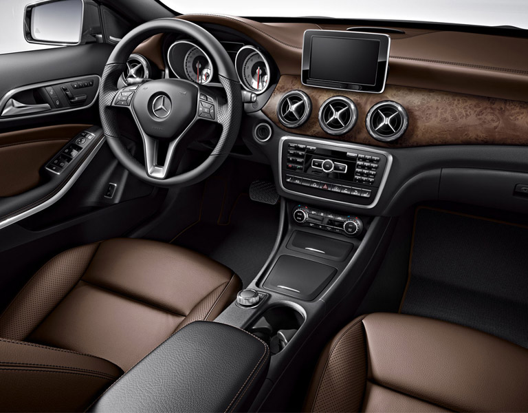 2016 Mercedes Benz GLA SUV