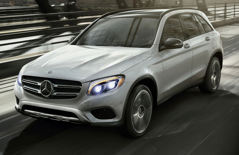 2016 Mercedes Benz GLC SUV