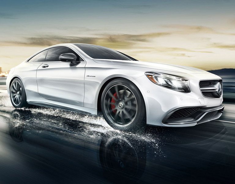 2016 Mercedes Benz S-Class Coupe